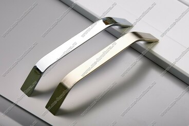 Ручка-скоба 160 мм хром 301-160-v-01 4