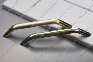 Ручка-скоба 224 мм полированный никель 303-224-v-02 4