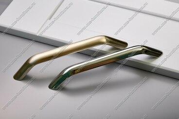 Ручка-скоба 224 мм полированный никель 303-224-v-02 5