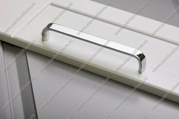 Ручка-скоба 192 мм хром 315-192-000-01 5