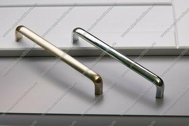 Ручка-скоба 160 мм полированный никель 324-160-000-02 4