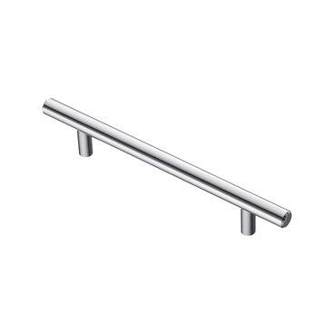 Ручка-рейлинг 160 мм d10 мм хром R-3010-160 1