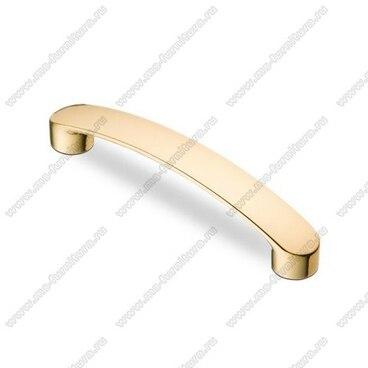 Ручка-скоба 128 мм золото S-2261 OT 1