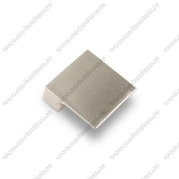 Ручка-кнопка 32 мм сталь S-2300 ST 1