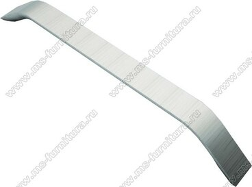 Ручка-скоба 192 мм хром SM-192-02 1