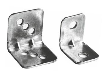 Уголок Grandis малый металлический 20х20 мм 1