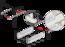 Метабокс 86х450мм белый MB08601W/450 5