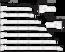 Метабокс 86х500мм белый MB08601W/500 2