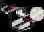 Метабокс 150х500мм белый MB15001W/500 5