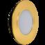 Светильник мебельный, диодный, комплект 3 шт., 4Вт, 3000К, золото 1
