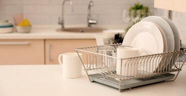 Как и где хранить посуду на кухне