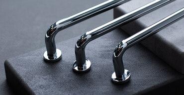 Новые модели мебельных ручек!