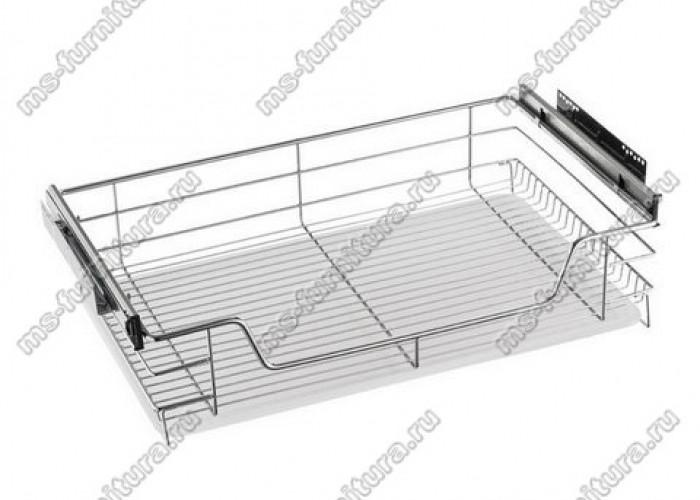 Выдвижная корзина для кухонного гарнитура