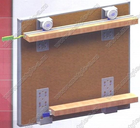 раздвижные двери для шкафа купе оснастка и фурнитура